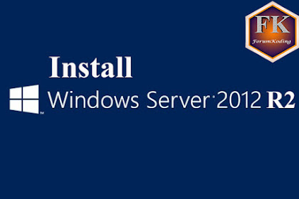 Cara Install Windows Server 2012 R2 Pada VMWare