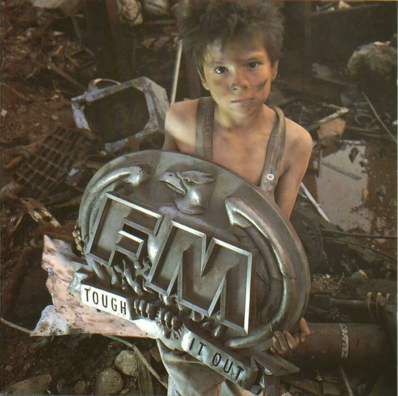 FM Tough it out 1989 aor melodic rock