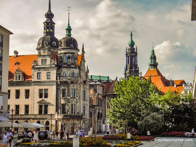 Altstadt, Centro Histórico de Dresden