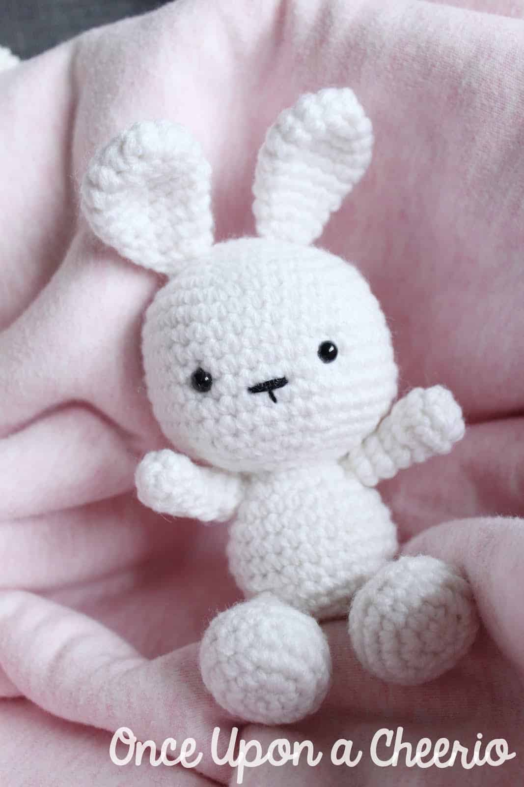 Overalls For Dress Me Bunny | Crochet bunny pattern, Crochet for boys,  Crochet toys patterns | 1600x1067