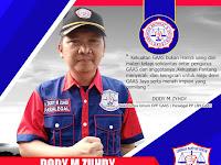 Wakil Ketua Umum DPP GAAS, Dody M Zuhdi : Kekuatan GAAS Ada Pada Jati Diri Kita Masing Masing