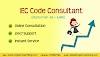 IEC Code Consultant