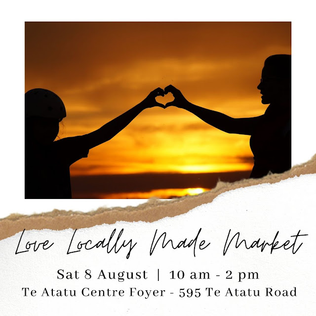 Te Atatu Market Auckland, 595 Te Atatu Road, Te Atatu Peninsula, Auckland.  Locally Made.  Kiwi Made.  NZ Made Products