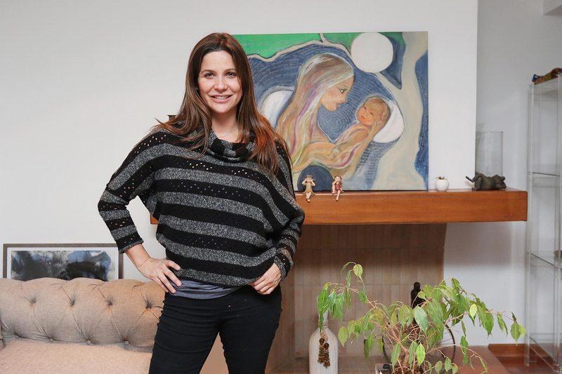 Savka Pollak quiere ser alcaldesa por Macul