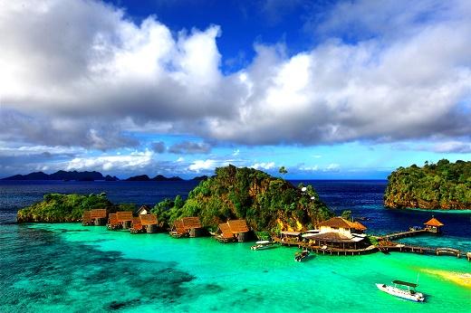 Wisata Raja Ampat, Amazon Lautan Dunia yang Eksotis