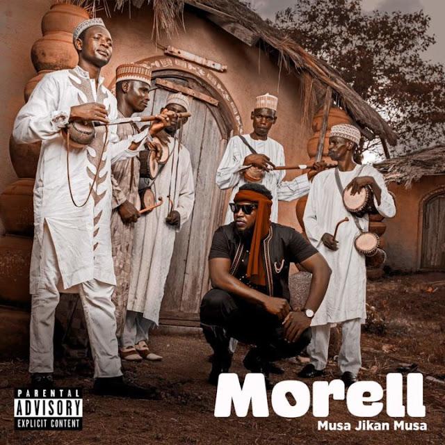 "Morell Unveils Covert Art & Tracklist Of Debut Album ""Musa Jikan Musa"""