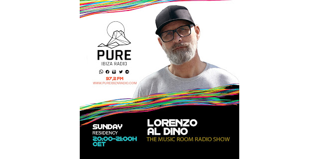 ITS NEW! The Music Room Radio Show @ Pure Ibiza Radio