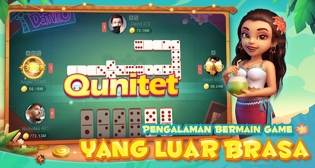 Higgs Domino Island Game Domino dan Qiu Qiu Online