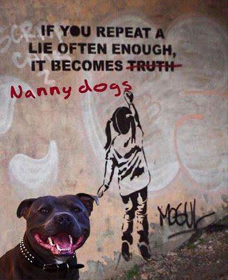 17 Barks: Nanny Dogs?