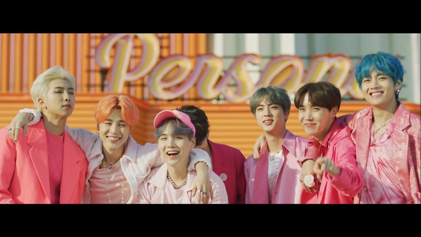 BTS 'Boy With Luv' Becomes The Fastest K-Pop Boy Group MV Reached 700 Million Views