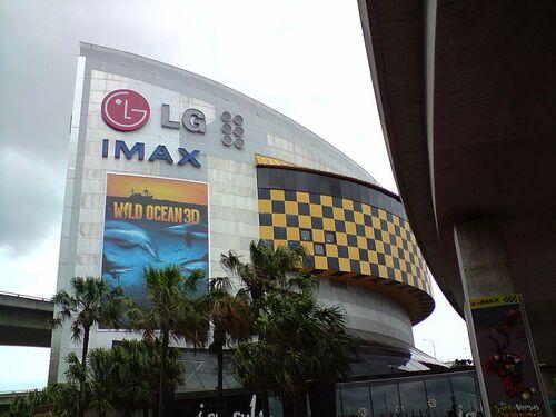 IMAX DE SIDNEY (AUSTRALIA)