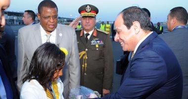 السيسي في اثيوبيا من اجل قمة الاتحاد الافريقي