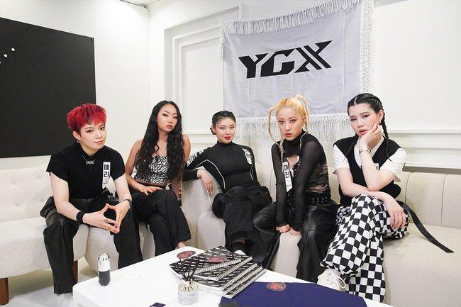YGX participante de Street Woman Fighter de MNET