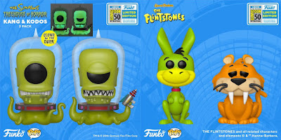 San Diego Comic-Con 2019 Exclusive Animation POP! Vinyl Figures by Funko