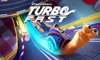 لعبة سباق الحلزون Turbo Fast