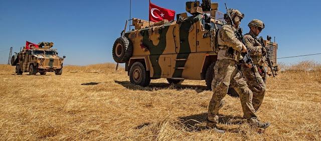 Ευρώπη και Αθήνα στηρίζουν την εισβολή της Τουρκίας στην Συρία!