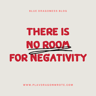 There is No Room For Negativity! Daily Motivational Quotes from Momentum for February 2021