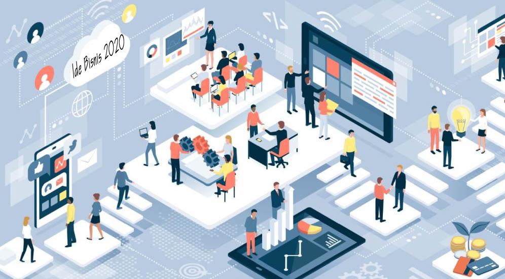 bisnis online, potensi bisnis online, bisnis online 2020, pelung bisnis, multi usaha,
