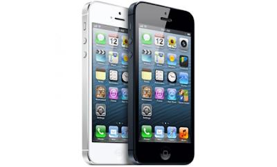 So sanh dien thoai iPhone 5 lock va quoc te