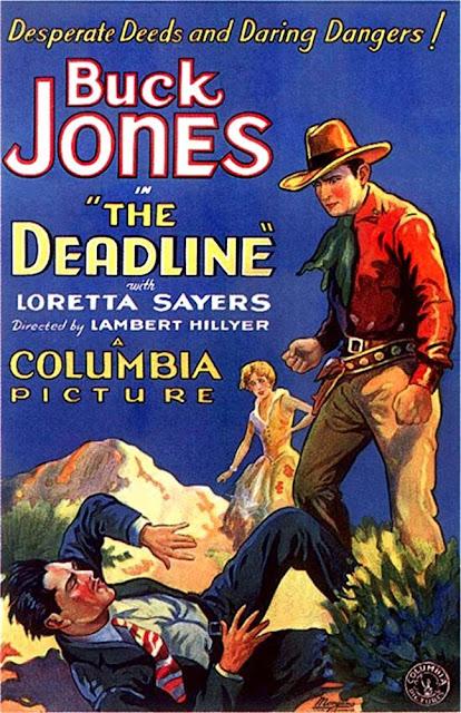 The Deadline (1931) Buck Jones