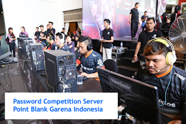 Password Competition Server PB Garena Indonesia Terbaru [Update]