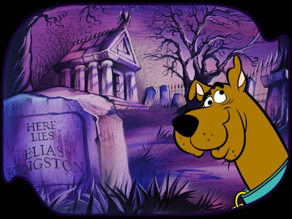 Baú Da Web: Desenhos Do Scooby Doo Para Colorir