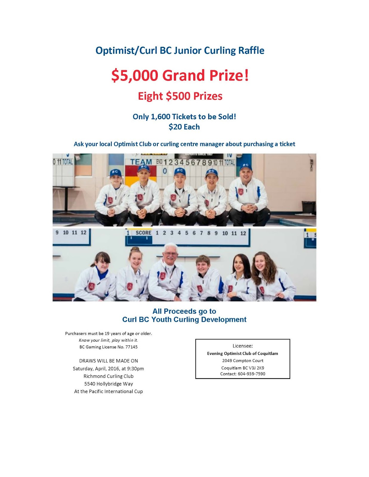 optimist essay contest 2015-16