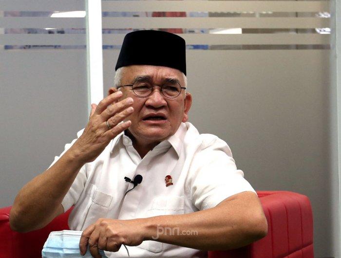 Gak Terima Moeldoko Terus Dikatain Begal Partai, Ruhut Sitompul: Tolong Demokrat AHY Jangan Banyak Bacot!