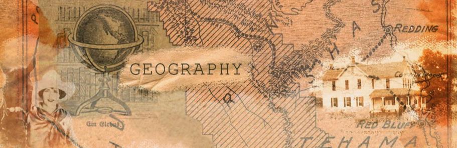 Jelaskan Sejerah perkembangan geografi