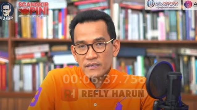 Hina Pemerintah Dipidana di RKUHP, Refly Harun: Tujuan Negara Jadi Memenjarakan Rakyat