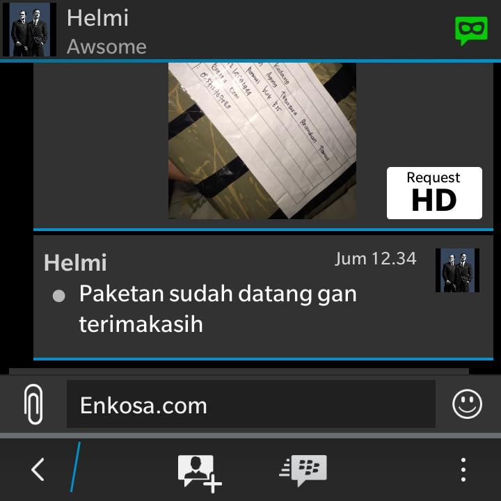 Testimoni Helmi Azis Cirebon Kedawung Jl. Sultan Ageng Tirtayasa Perumahan Taman Kapuk Permai blok B35