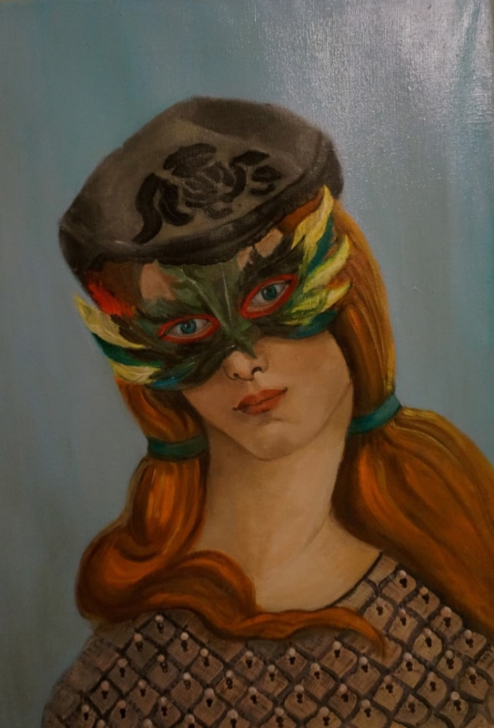 Российский художник. Ольга Демидович