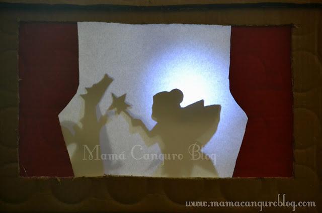 Teatro sombras chinas DIY