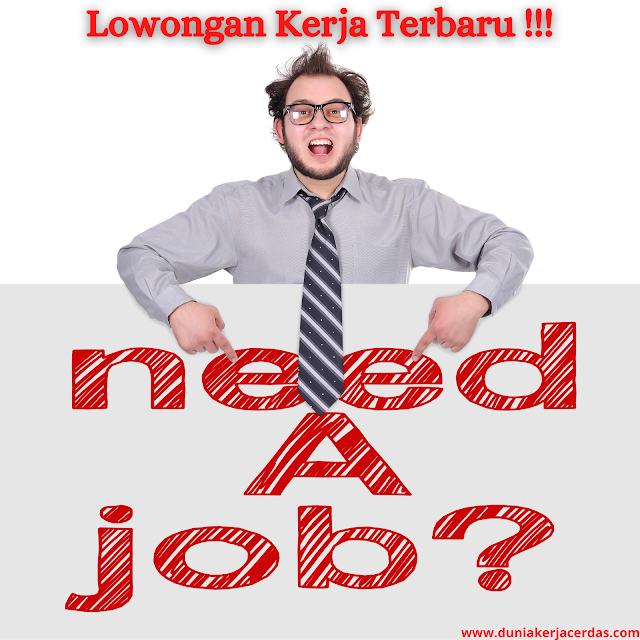 Job Vacancy Terbaru