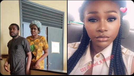 #JusticeforIjeoma: Two Siblings Arrested for Killing a makeup artist over Boyfriend in Enugu state