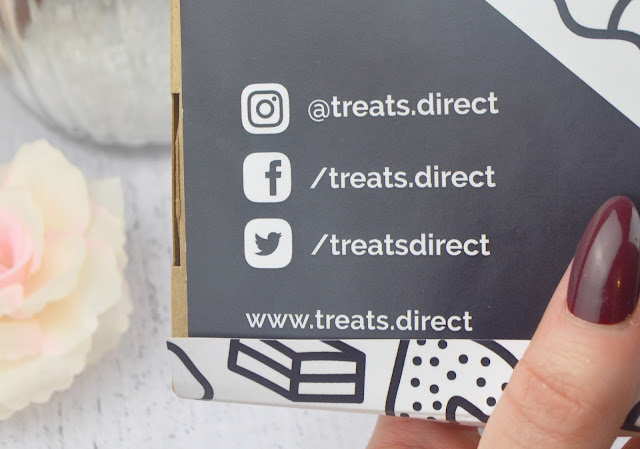 Treats Direct Sweets Subscription Box Review and Giveaway   Lovelaughslipstick Blog