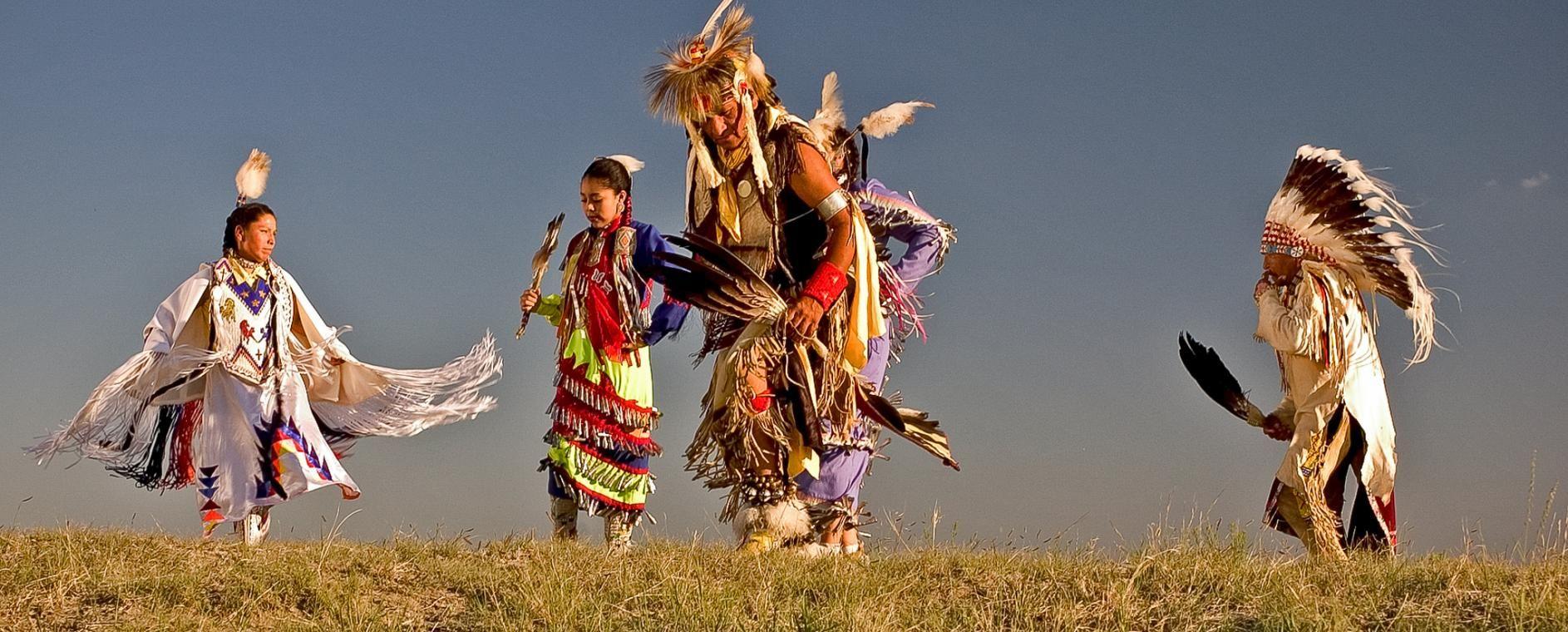Местная культура народности Лакоты в Бэдлендс
