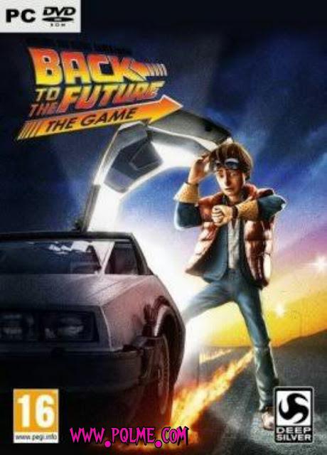 تحميل اللعبه النادرة والشيقة (السفر عبر الزمن)   Back To The Future - The Game برابط واحد على mediafire