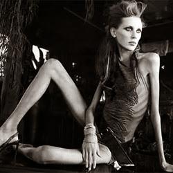 La dictature de l'image: publicité contre l'anorexie