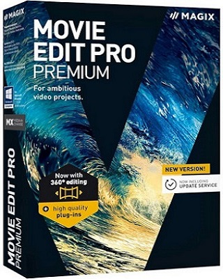 MAGIX Movie Edit Pro Premium 2017 v16.0.3.64 poster box cover