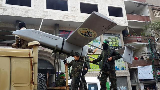 Loitering Munition أبابيل-2 / Ababil-2 UAV DRONE طائرة بلا طيار انتحارية  طائرة أبابيل-3 / Ababil-3 سوريّة