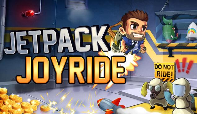 Jetpack Joyride Mod Apk 1.29.4 [Unlimited Coins]