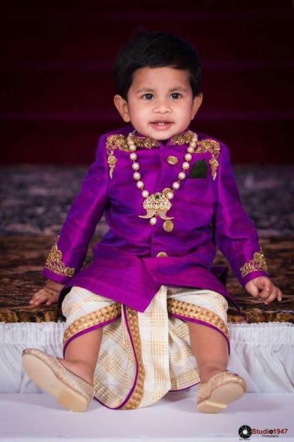 Cute Kid in Puligoru Locket
