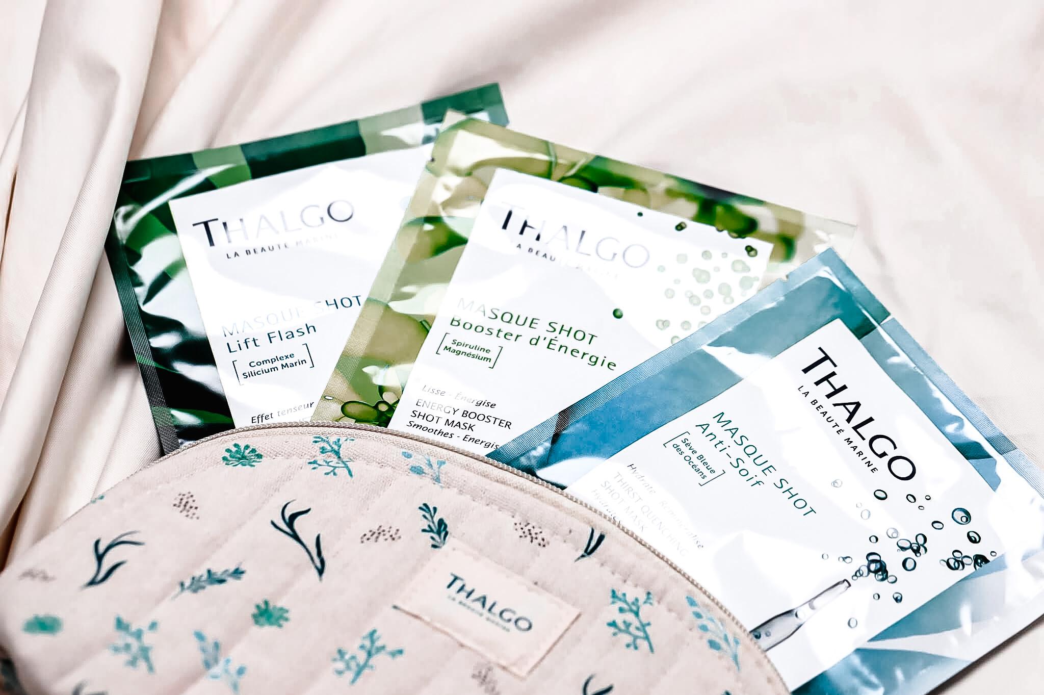Thalgo Masque Tissu Shot