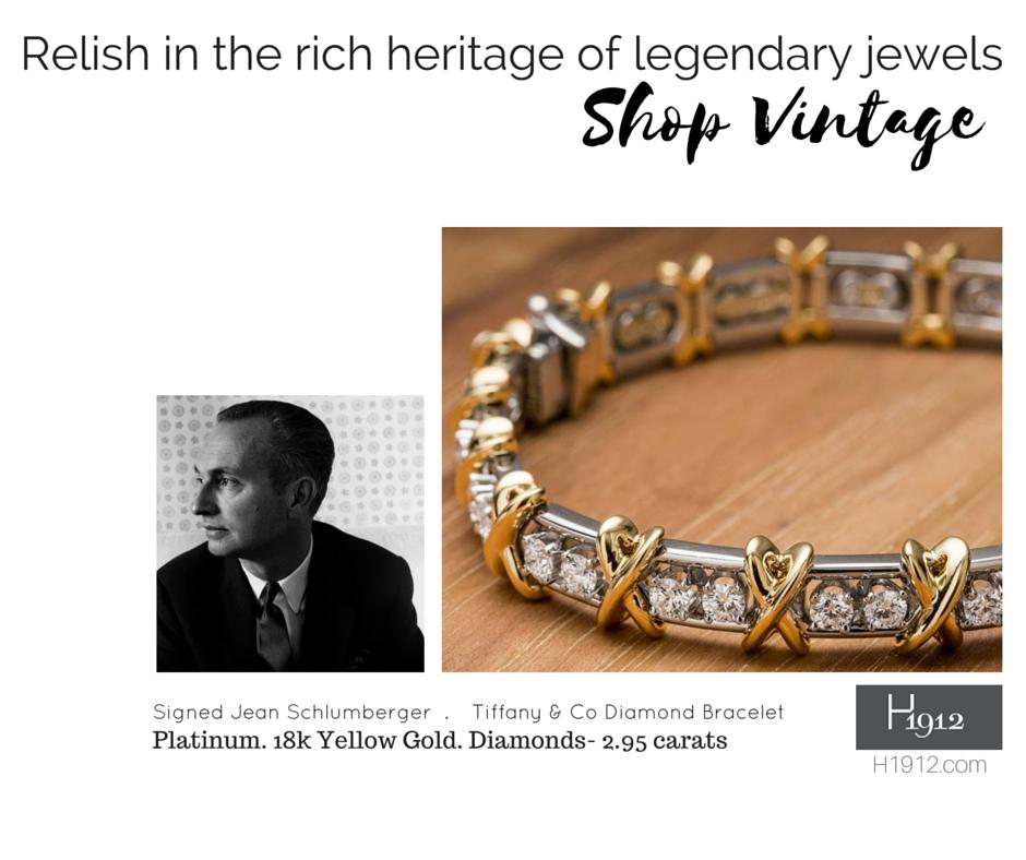 Vintage Luxury TIFFANY Bracelet - VINTAGE LUXURY JEWELRY