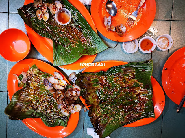 Sin Kee Ikan Bakar BBQ Seafood at Cedar Point Near Hotel Grand Paragon in Taman Century, Johor Bahru