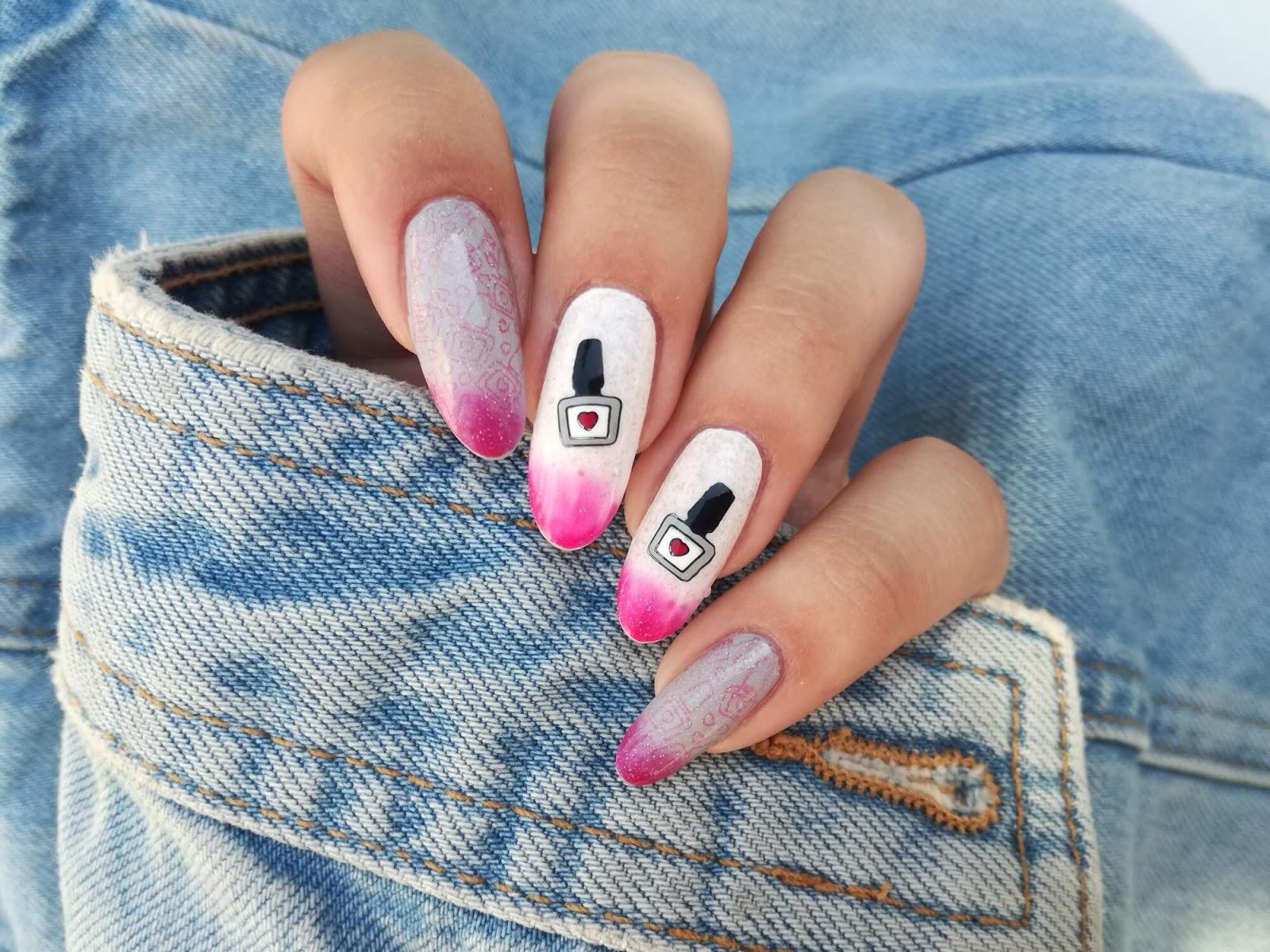 paznokcie zmieniające kolor