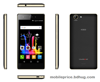 Symphony H300 Feature, Specification, Price In Bangladesh
