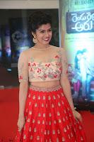 Mahima in beautiful Red Ghagra beigh transparent choli ~  Exclusive 045.JPG