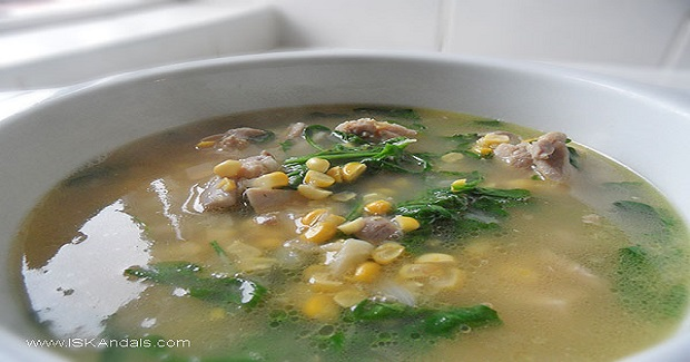 Chicken And Corn Soup Recipe